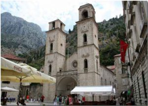kotor-st-tryphon-cathedral-viajo-hoy Montenegro