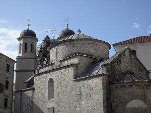 St Luke's Church and St Nikola's Church, Kotor Iglesia Sveti Luka en Kotor