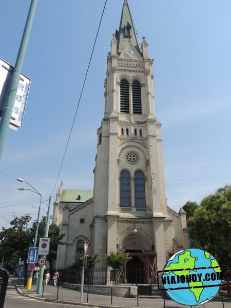 Iglesia-Blumenthal-Bratislava-Viajohoy-com Qué ver en Bratislava