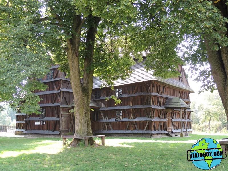 30-hronsek-Viajohoy-com Iglesia de madera de Hronsek