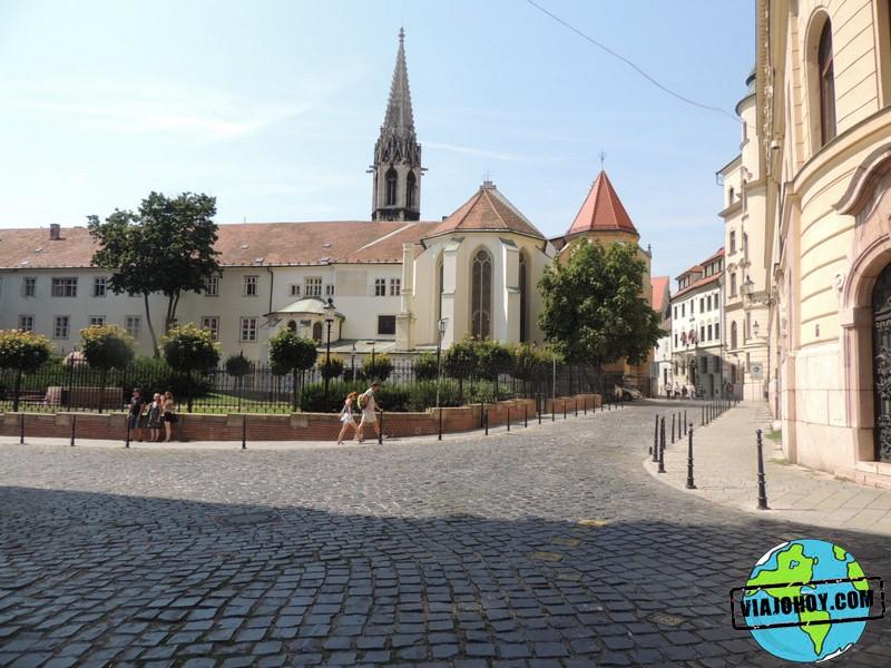Iglesia-claretianas-Bratislava-Viajohoy-com Qué ver en Bratislava