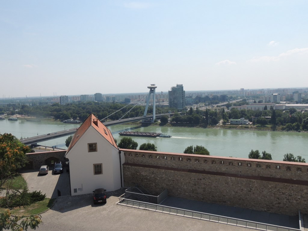 Vista Bratislava Qué ver en Bratislava