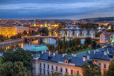 Visita y disfruta Praga