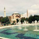 Oraciones en las mezquitas de Estambul