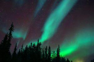 auroras-boreales-finlandia-viajohoy-com Viajar a Laponia en Navidad