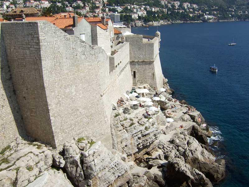 buza-bar Qué ver en Dubrovnik