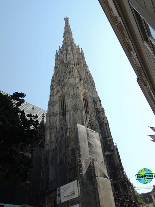 catedral-de-viena-viajohoy-com Visitar la Catedral de Viena