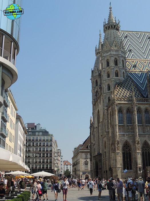 catedral-viena-viajohoy Visitar la Catedral de Viena