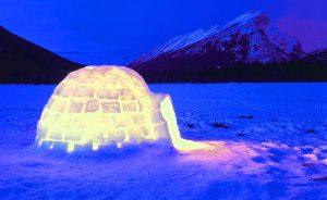 iglu-laponia-viajohoy-com Viajar a Laponia en Navidad