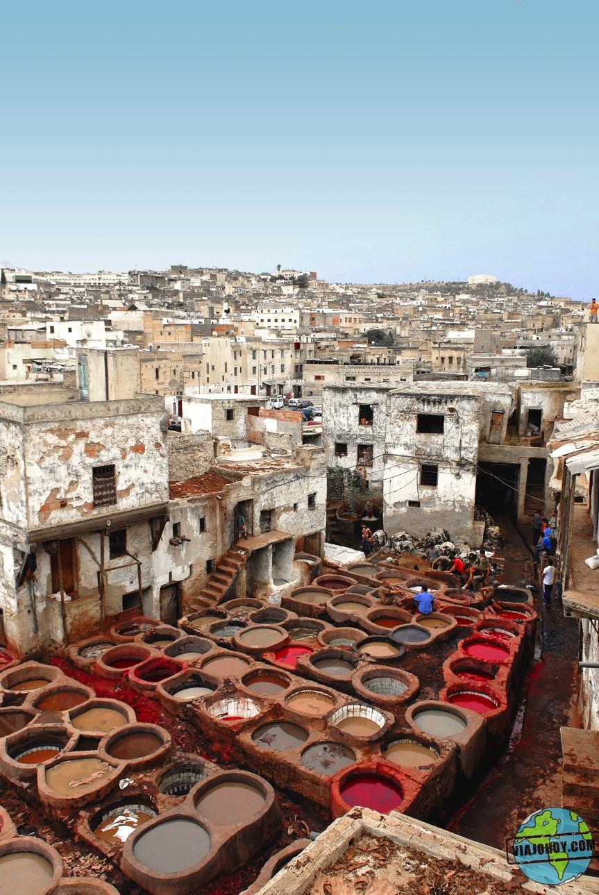 visita-fez-marruecos-viajohoy6 Por que deberías visitar Fez – Marruecos