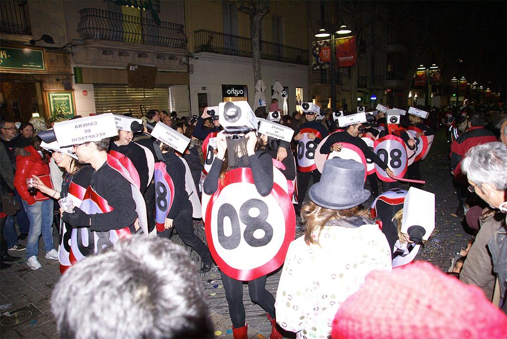 carnaval-vilanova-i-la-geltru-viajo-hoycom Fiesta en los carnavales de Vilanova i la Geltrú