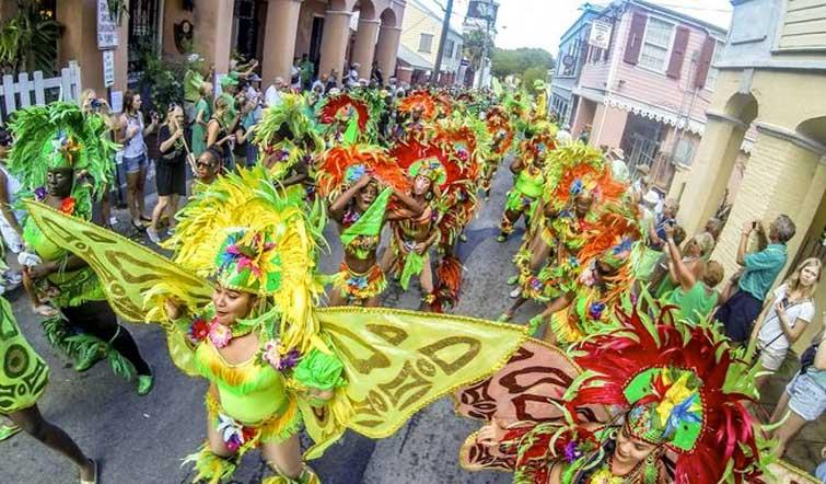 Fiesta de San Patricio en St Croix