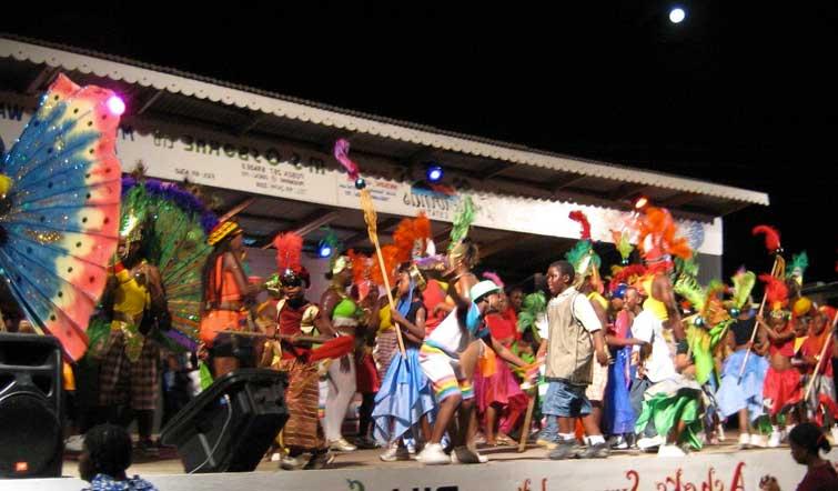 Fiesta de San Patricio en Montserrat