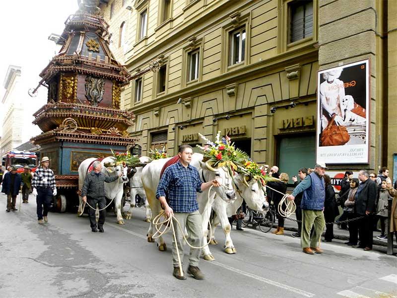 semana-santa-florencia-1 Explosivos festejos de Semana Santa en Florencia