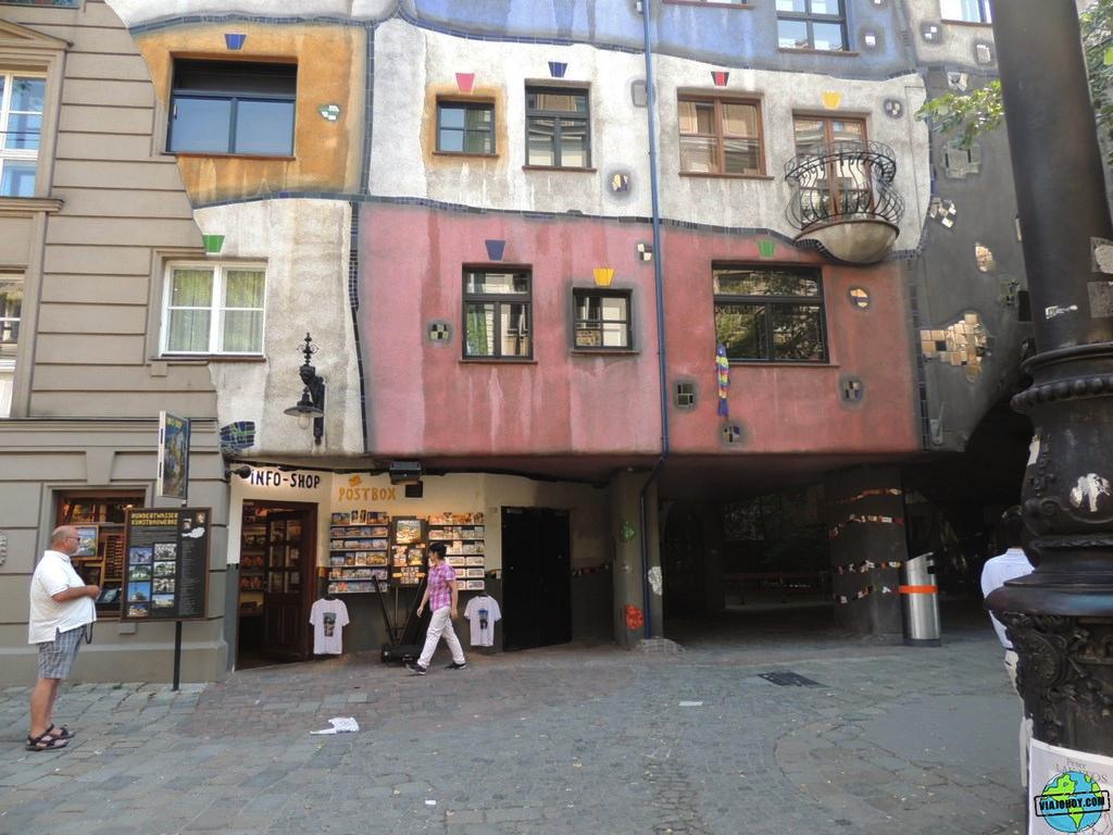 42-casa-Hundertwasser-viena-viajohoy-com La casa Hundertwasser