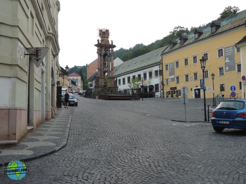 Santisima Trinidad Banska Stiavnica Banská Štiavnica – Que ver en Eslovaquia