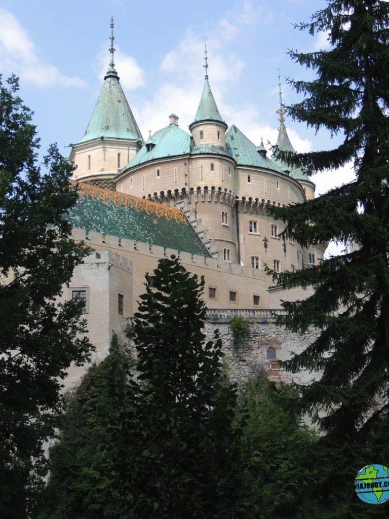 Castllo-Bjonice-eslovaquia-viajohoy34 Castillo de Bojnice – Que ver en Eslovaquia