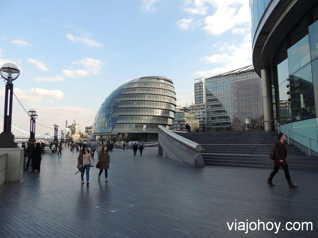 City-Hall-london-viajohoy Que ver en Londres en 2 dias (dia2)