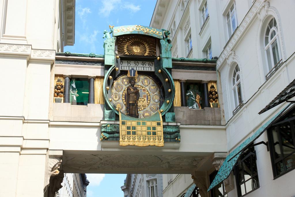 Hoher Markt 3 Hoher Markt: una plaza con historia