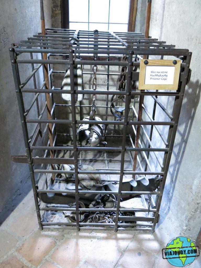 Torre-daliborka(viajohoy)4 El terror de la torre Daliborka – De viaje a Praga