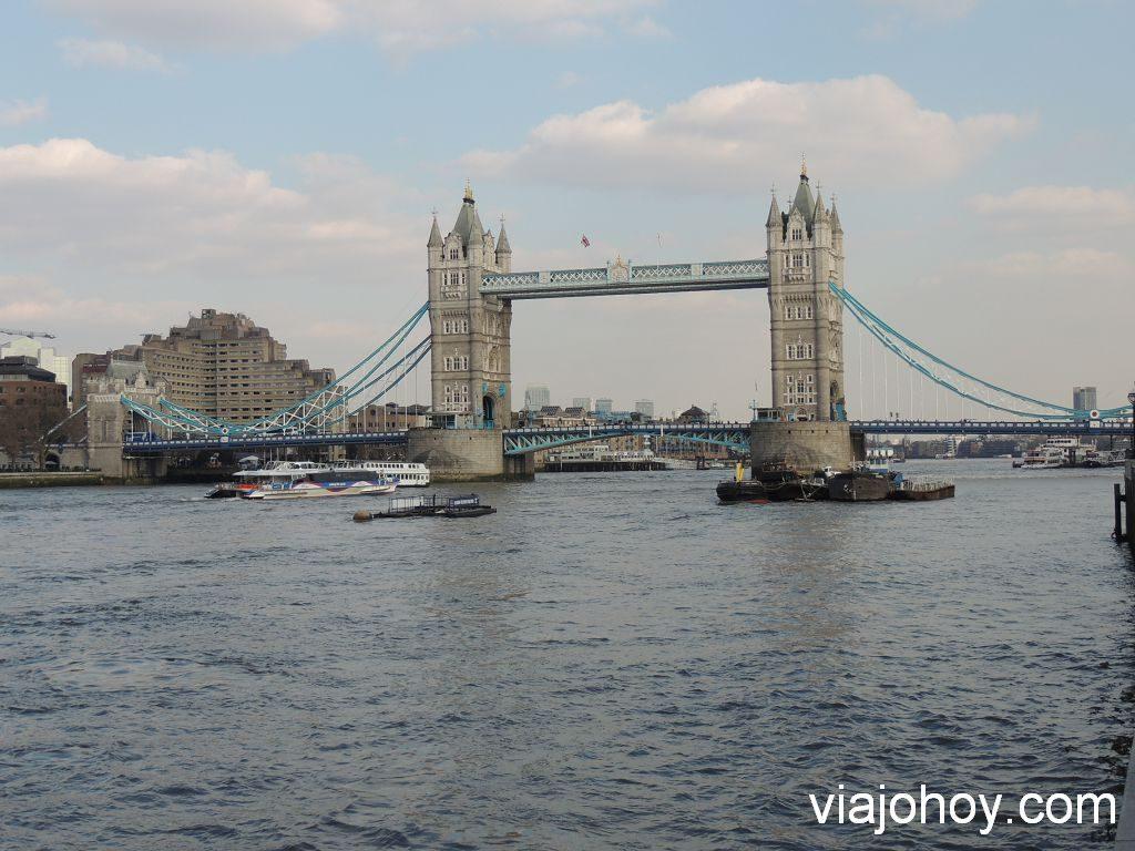 Tower-Bridge-london-viajohoy Que ver en Londres en 2 dias (dia2)
