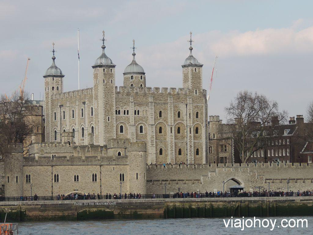 Tower-london-viajohoy Que ver en Londres en 2 dias (dia2)
