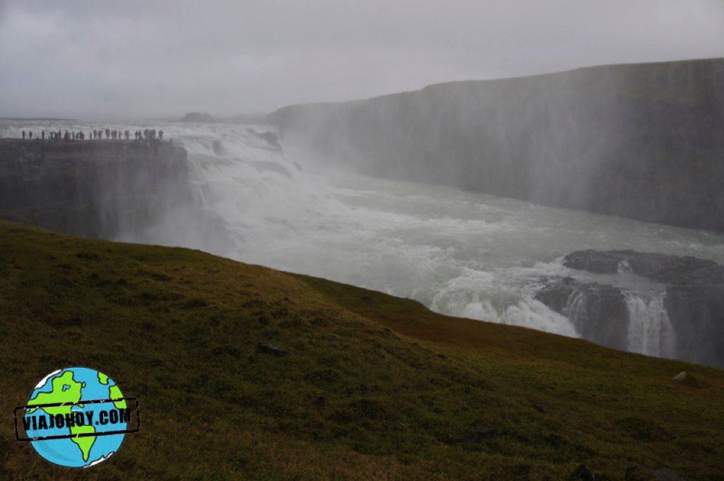 cascada-dettifos-islandia-viajohoy3 Grandiosas cascadas en Islandia