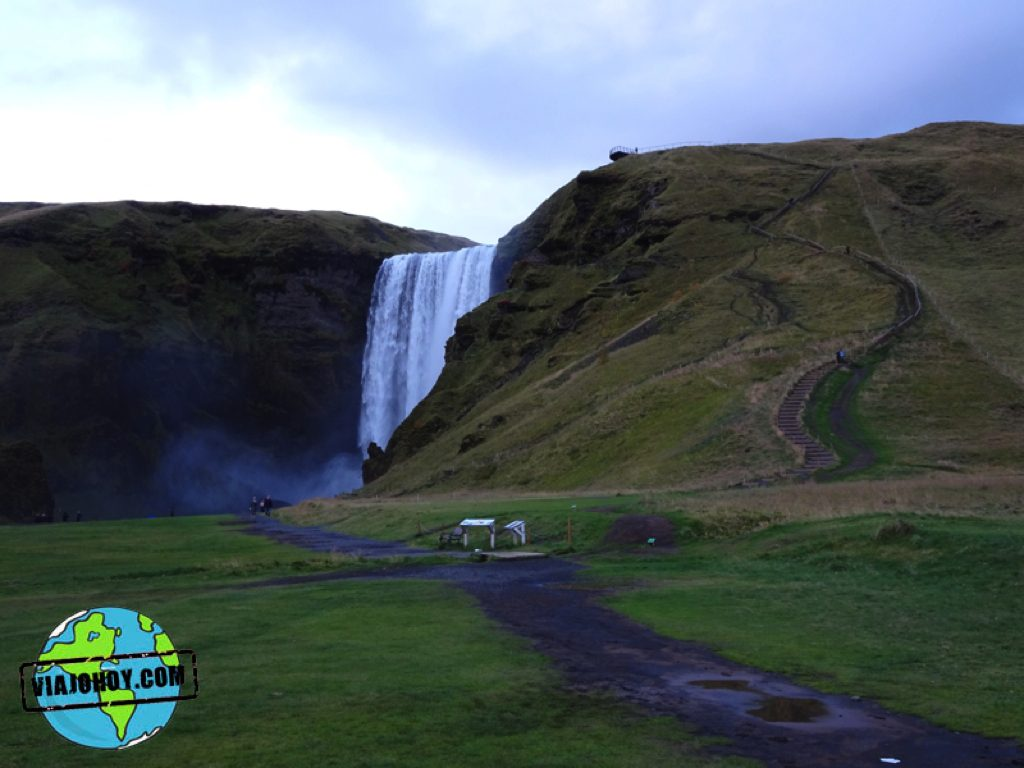 cascada-selfoss-islandia-viajohoy5 Grandiosas cascadas en Islandia