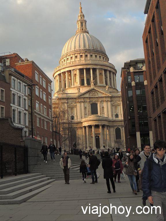 catedral-st-paul-london-viajohoy Que ver en Londres en 2 dias (dia2)