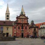El convento de San Jorge – visita Praga El convento de San Jorge – visita Praga