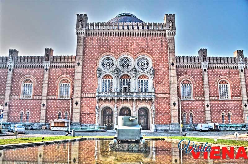 museo-de-historia-militar-viena Museo de historia militar
