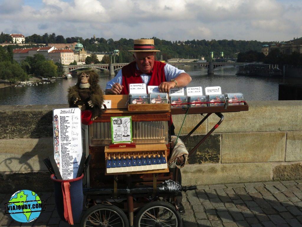 Puente Carlos - Praga Puente de Carlos – Que ver en Praga