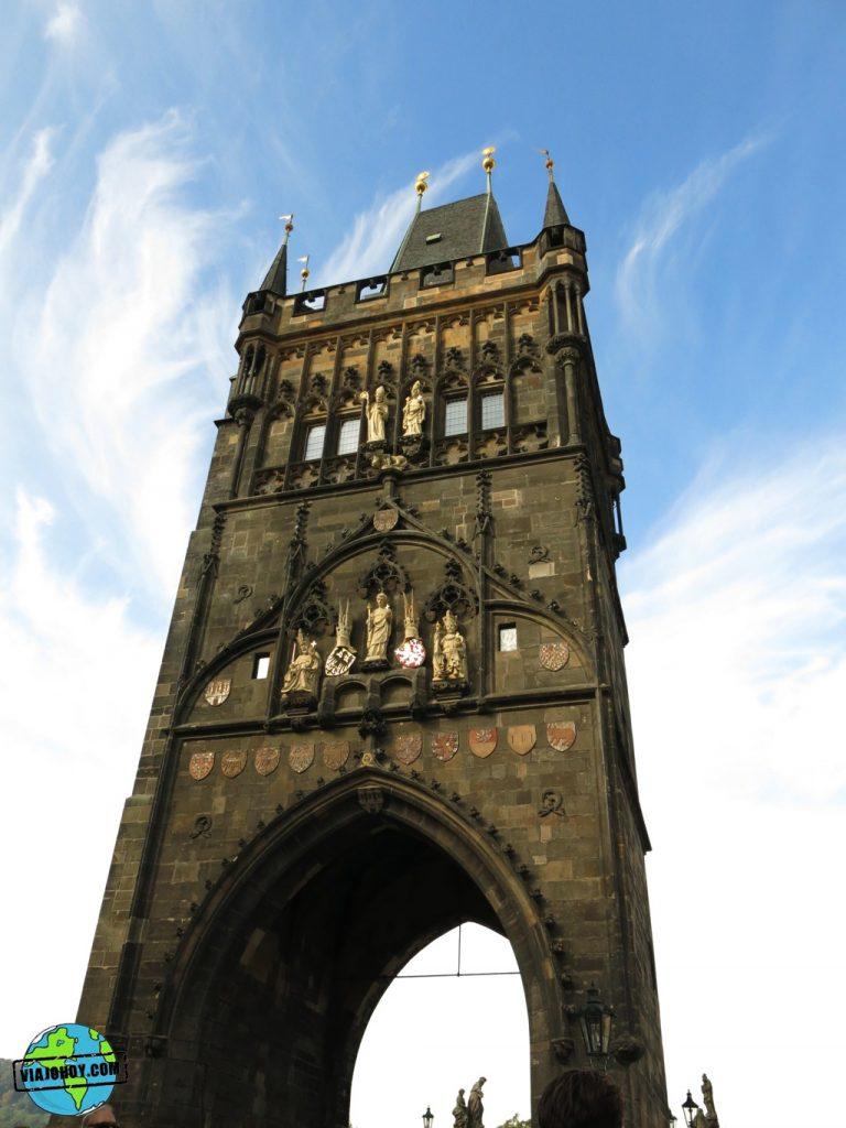 Staromestska - puente Carlos - Praga Puente de Carlos – Que ver en Praga