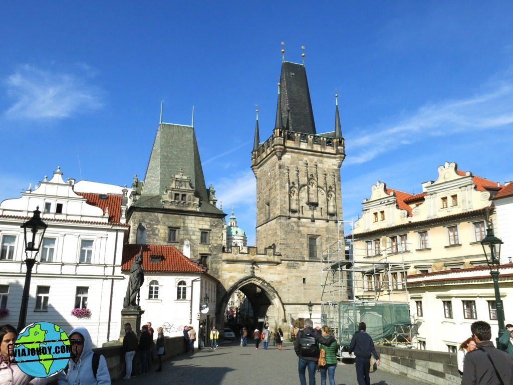 puente-carlos-praga-viajohoy-2 Puente de Carlos – Que ver en Praga