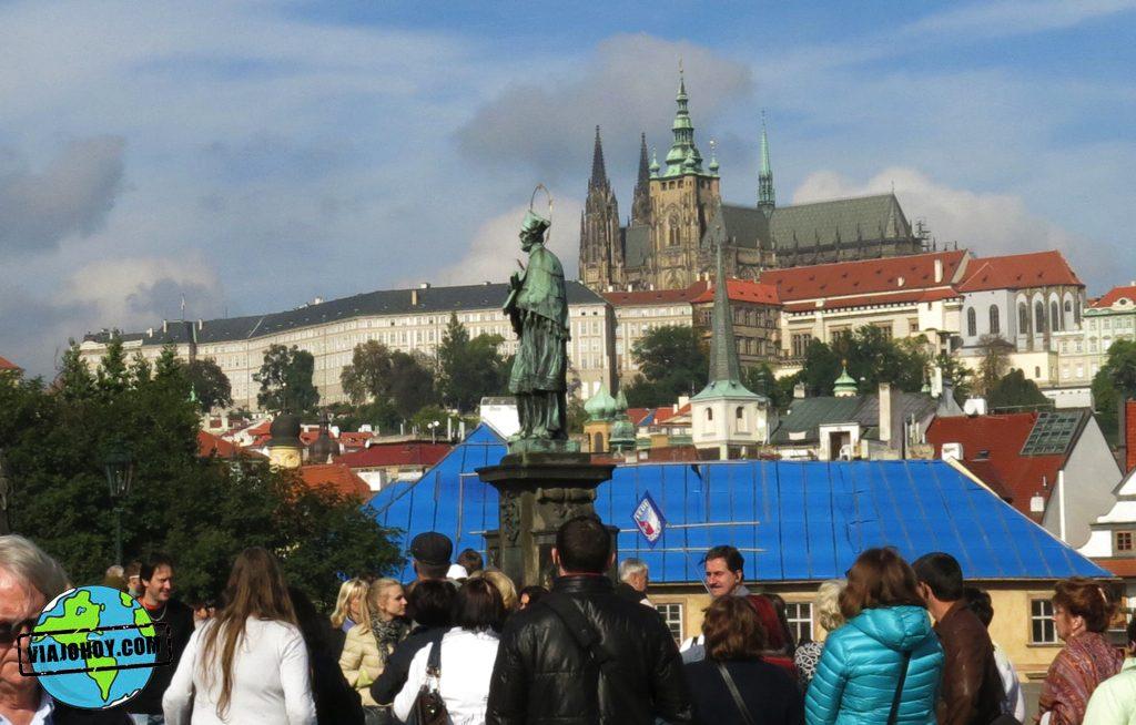 San Juan Nepomuceno - Praga Puente de Carlos – Que ver en Praga