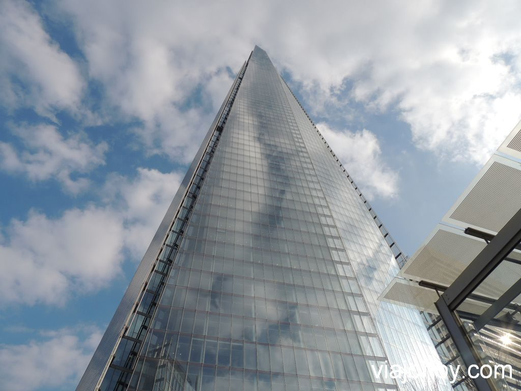 the-shard-london-viajohoy Que ver en Londres en 2 dias (dia2)