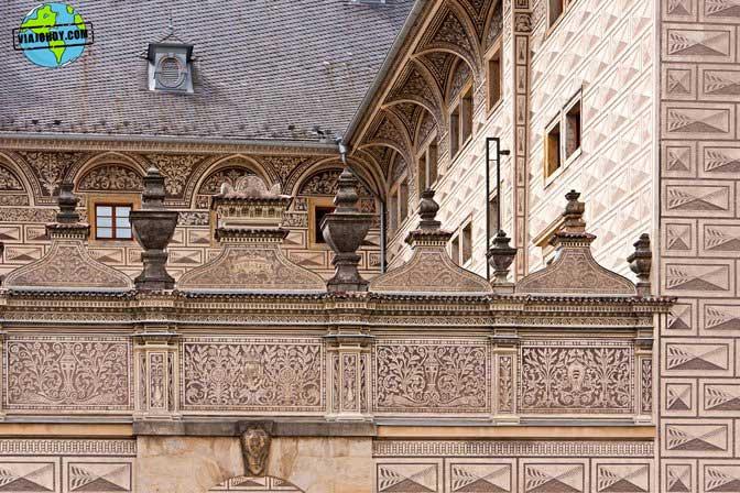 Palacio-de-Schwarzenberg El Palacio de Schwarzenberg – Viaje a Praga