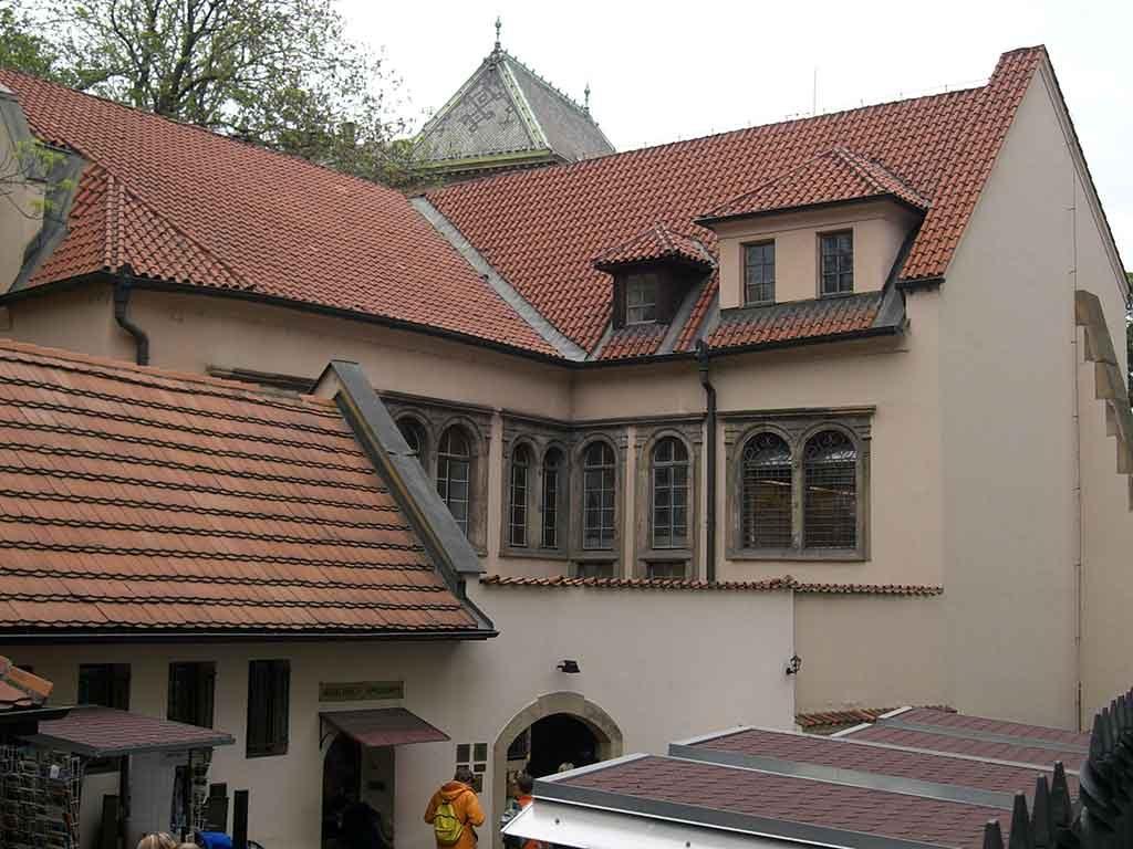 Pinkas-sinagoga-praga Josefov – El barrio judío de Praga