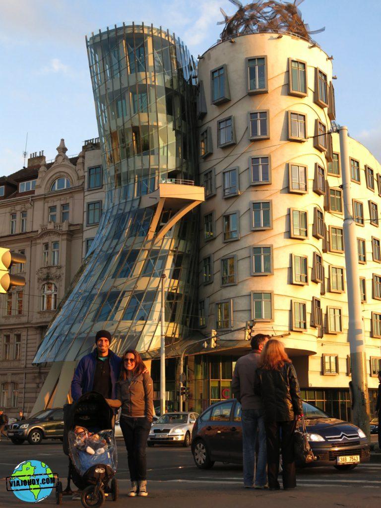 casa-danzante-praga-viajohoy2 La casa danzante – disfrutando de Praga