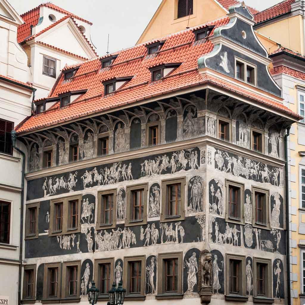 casa-del-minuto-praga Antiguo ayuntamiento de Praga – Reloj astronómico