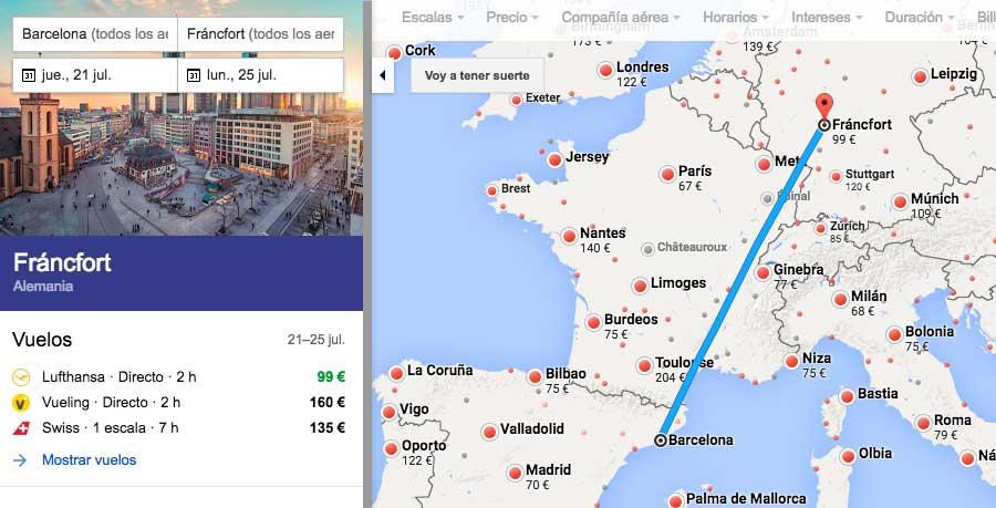 google-flights-step3 Viaja según tu presupuesto con Google Flight