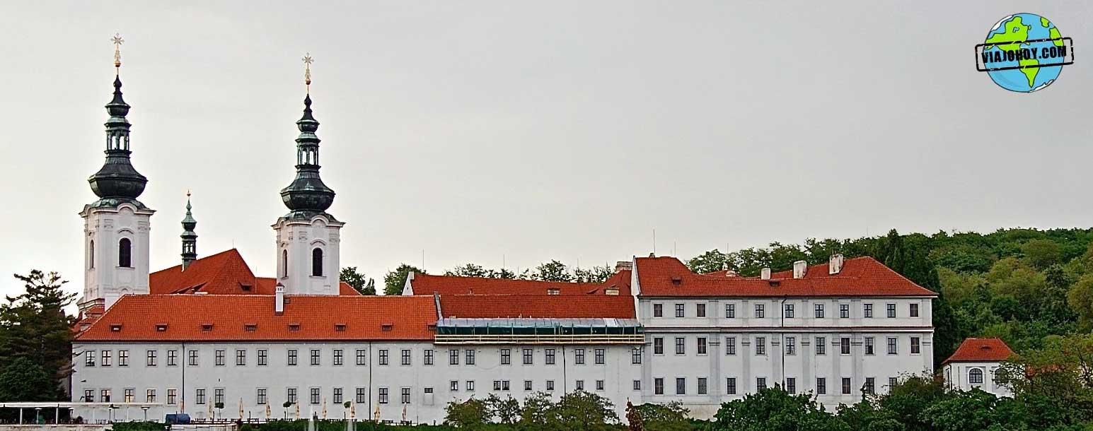 monasterio-strahov-praga El monasterio de Strahov – Disfruta Praga