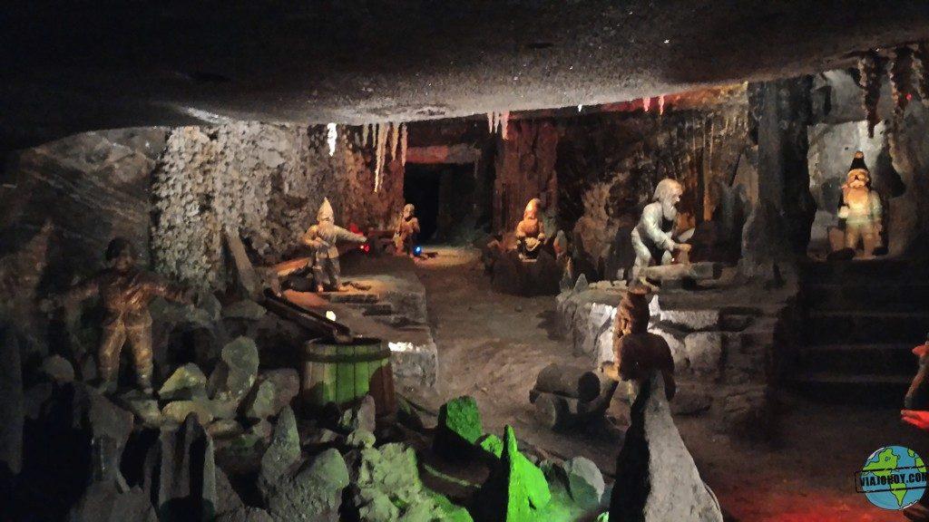 Minas-sal-Wieliczzka-viajohoy113 visita a las Minas de Sal de Wieliczka