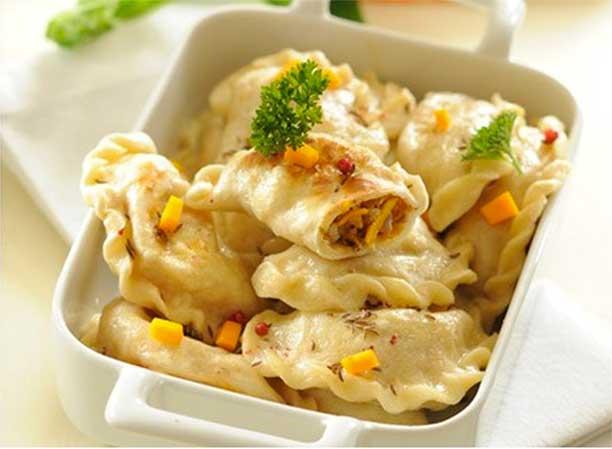 Pierogi-comida-polaca Que comer en tu viaje a Polonia