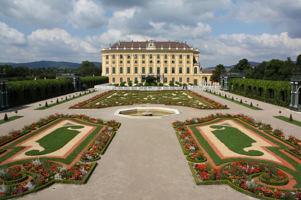 Schönbrunn 2 Schönbrunn: el suntuoso palacio