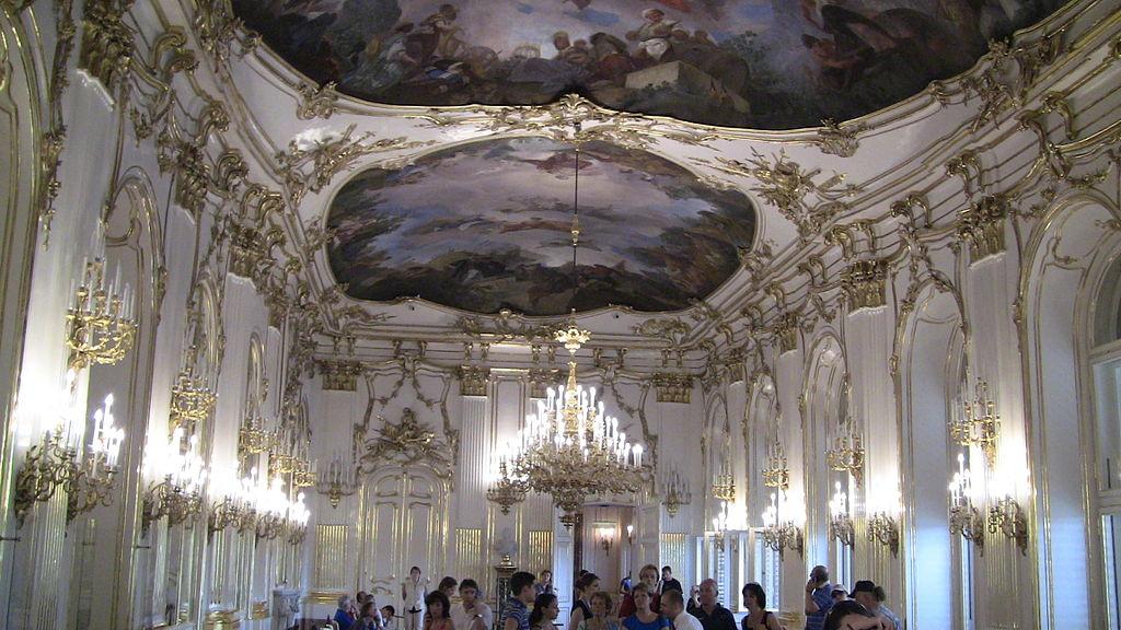 Schönbrunn 3 Schönbrunn: el suntuoso palacio