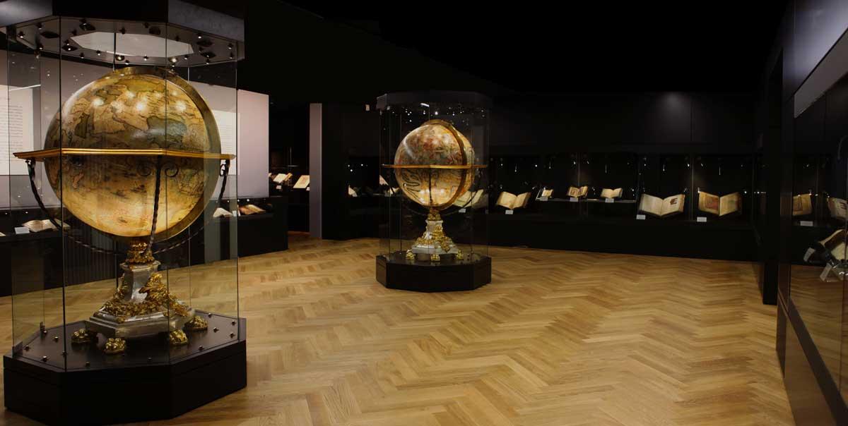 schatzkammer Schatzkammer: un museo de reliquias
