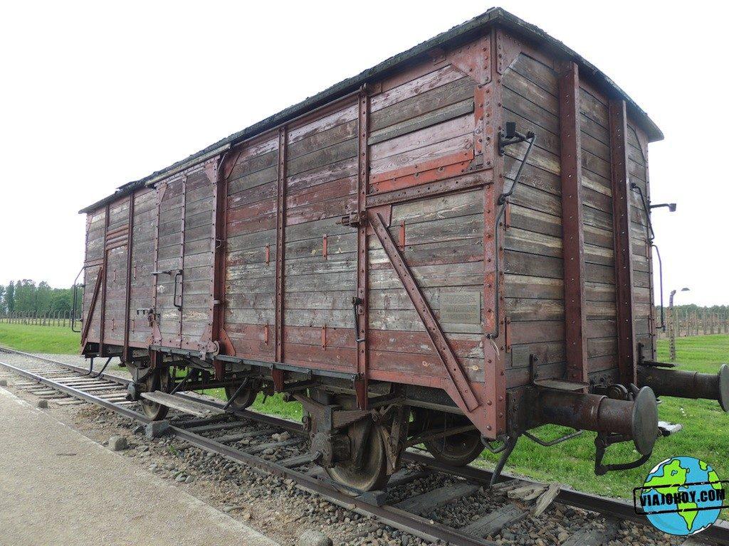 Visita-Auschwitz-viajohoy207 Visita a Auschwitz II (Birkenau)