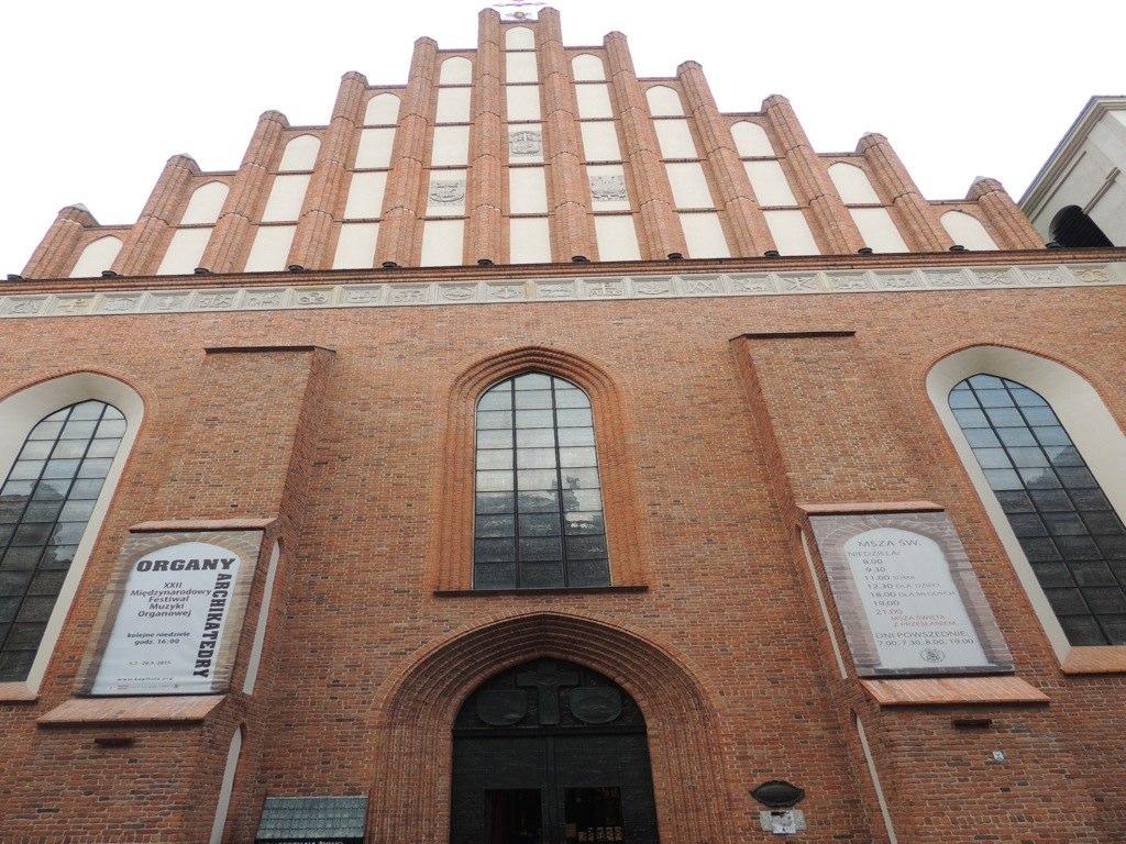 La archicatedral de San Juan en Varsovia La archicatedral de San Juan en Varsovia – Visita a Varsovia