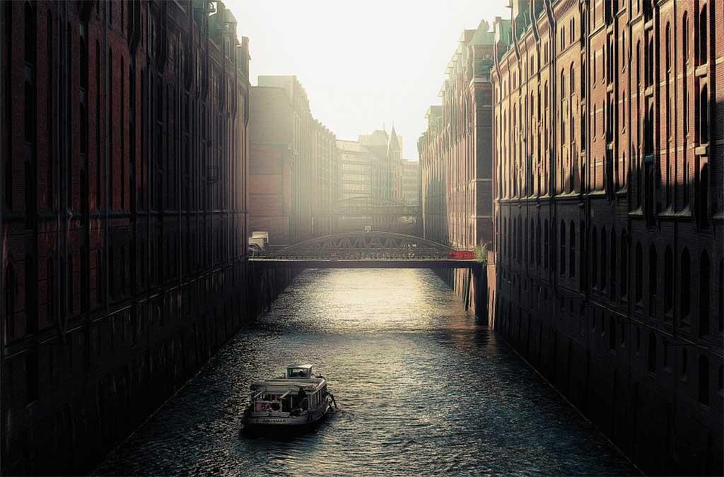 hamburgo-viajohoy Hamburgo, la Venecia del Norte